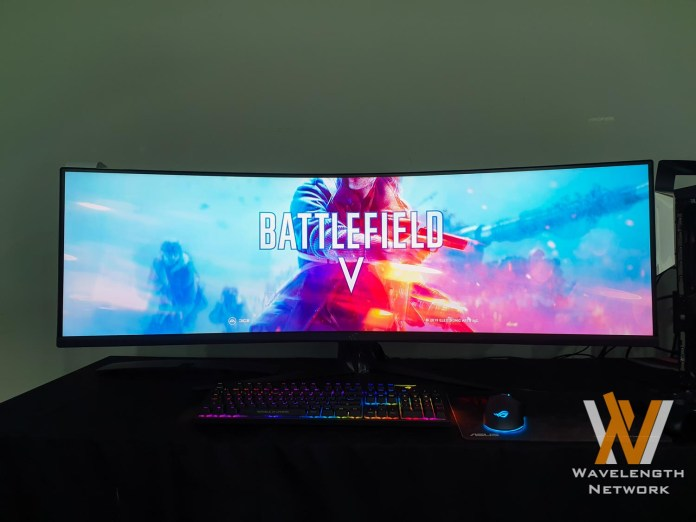 Hands-on: ASUS ROG XG49VQ is a 49-inch supreme wide-angle gaming monitor