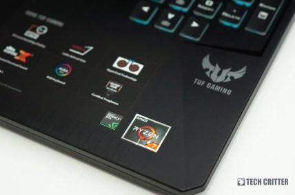 ASUS TUF Gaming FX505D - 05
