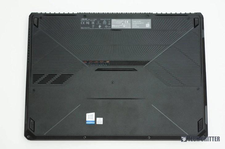 ASUS TUF Gaming FX505D - 11