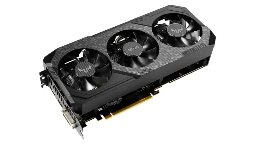 ASUS TUF Gaming GeForce GTX 1660 SUPER