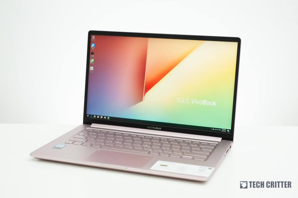 Review - ASUS VivoBook K403 21
