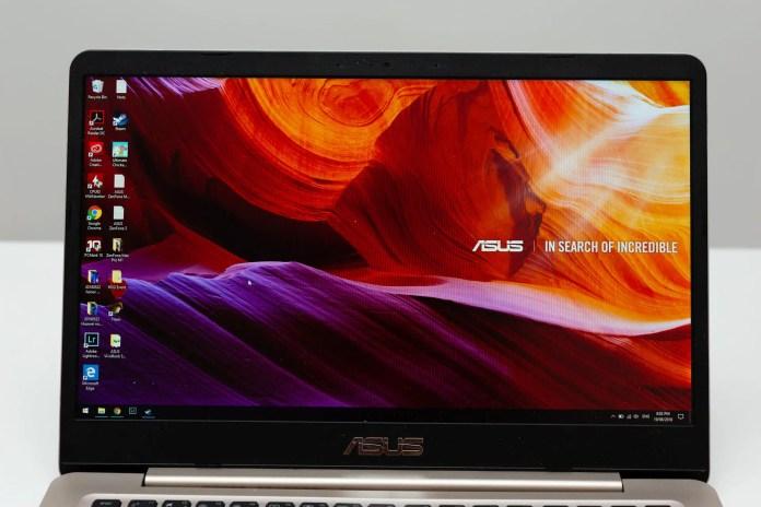 Review - ASUS VivoBook S14 (S406U) Notebook (i3-7100U, 4GB, 128GB