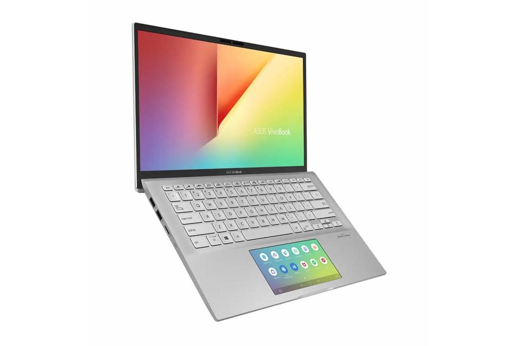 ASUS VivoBook S Bestowed with ScreenPad 2.0 1