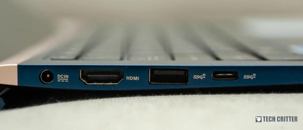 Review - ASUS ZenBook 13 UX333F (i5-8265U, 8GB, 512GB, MX150) 5