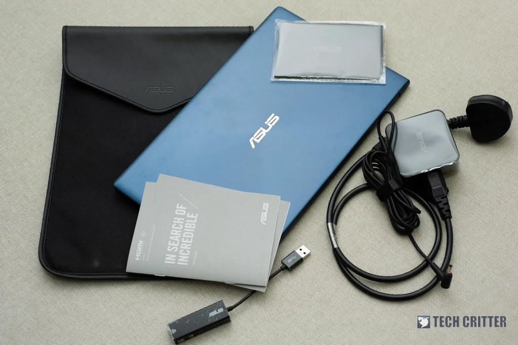 Review - ASUS ZenBook 13 UX333F (i5-8265U, 8GB, 512GB, MX150) 1