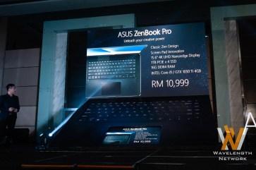 ASUS ZenBook Pro Launch