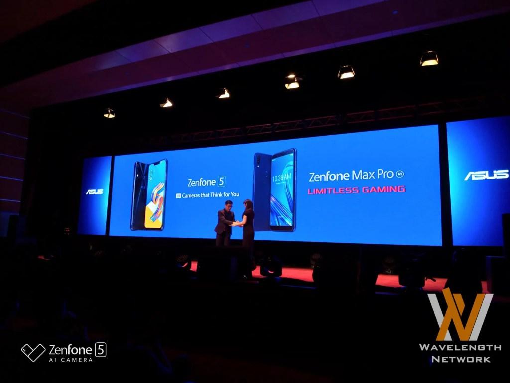 ASUS ZenFone 5 & ZenFone Max Pro (M1) Launch