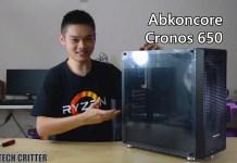 Abkoncore Cronos 650