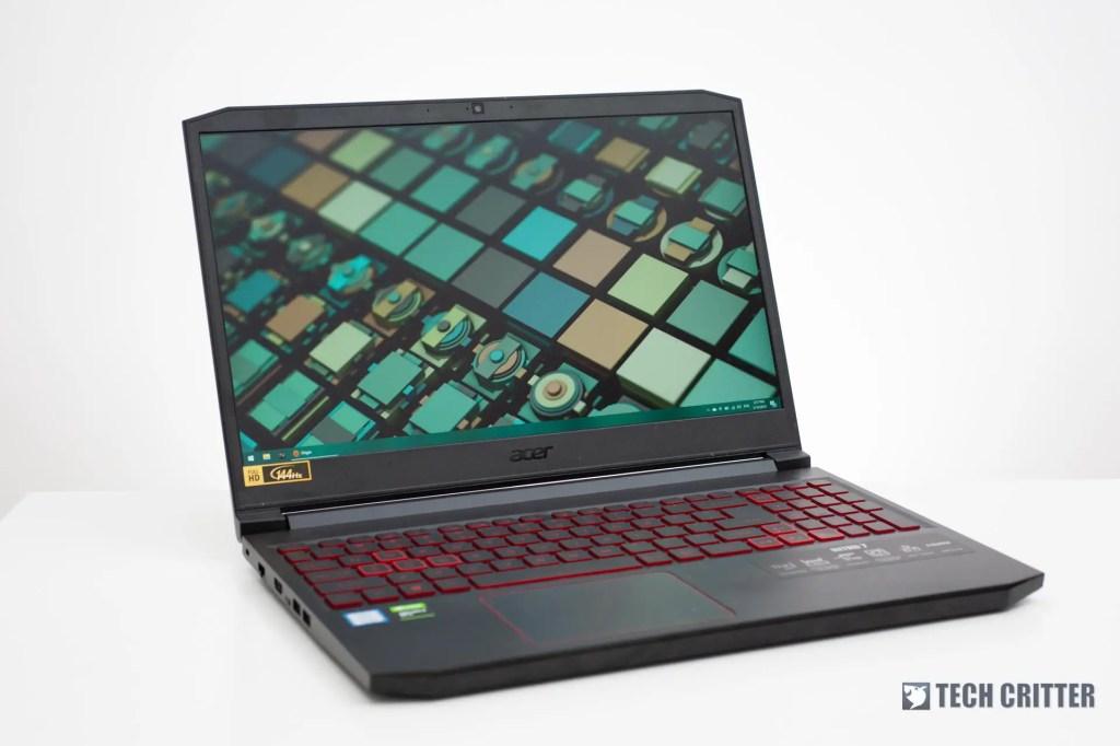 Review - Acer Nitro 7 (i7-9750H, GTX 1660 Ti, 8GB DDR4, 256GB NVMe SSD) 30