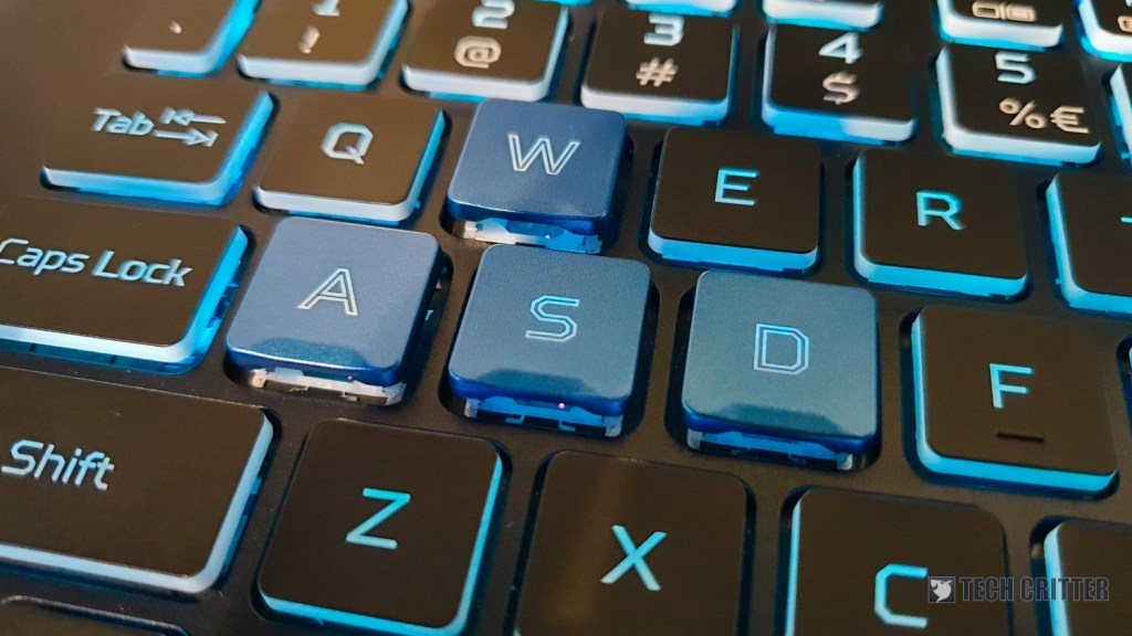 Acer Predator Helios 700 MagForce Keys