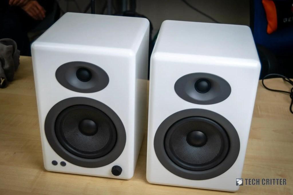 Review - Audioengine A5+ Wireless Speaker System 1