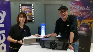 BenQ CinePrime W5700 and W2700 Launch Featured
