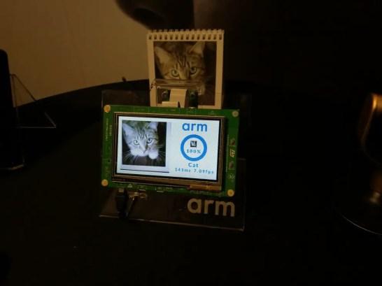 Computex 2018 ARM Cortex A76 Mali G76 Mali V76 (01)