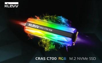Computex 2019 KLEVV CRAS C700 RGB