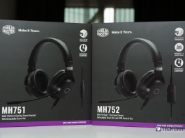 Cooler Master MH752 MH751