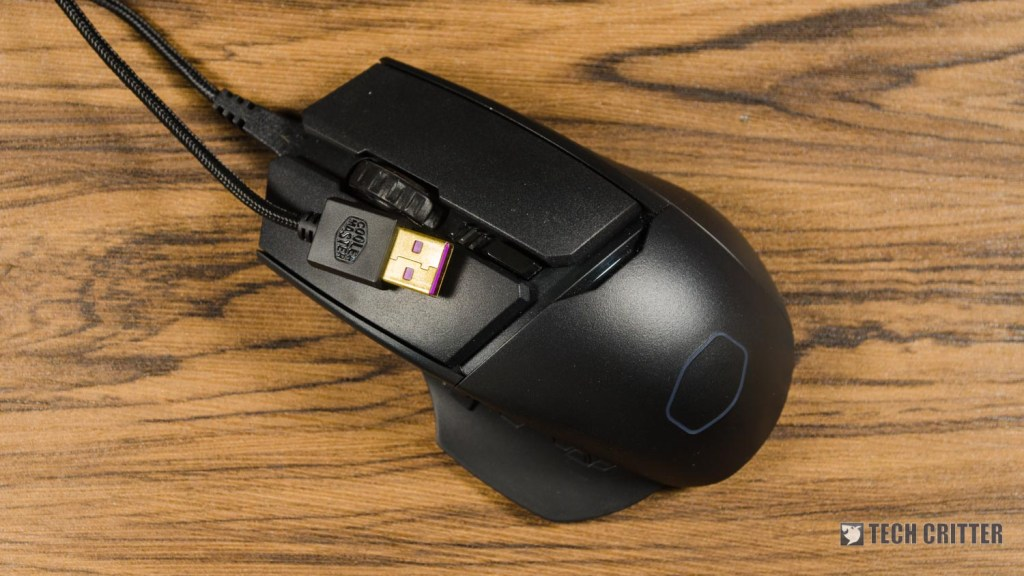 Cooler Master MM830 Gaming Mouse now available in Malaysia 1