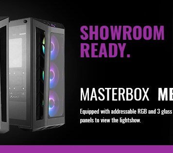 Cooler Master MasterBox MB530P Featured