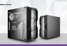 Cooler Master MasterBox TD500L Header