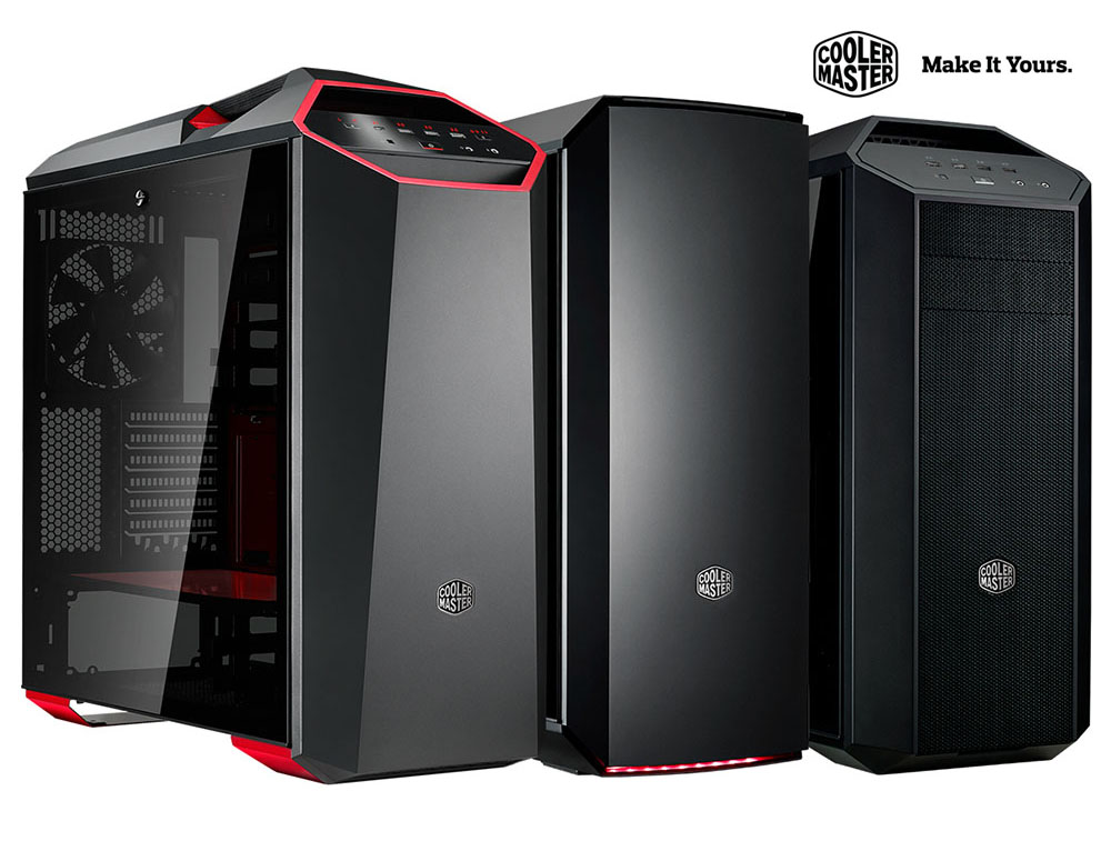 Cooler Master MasterCase MC-Series Remastered Featured