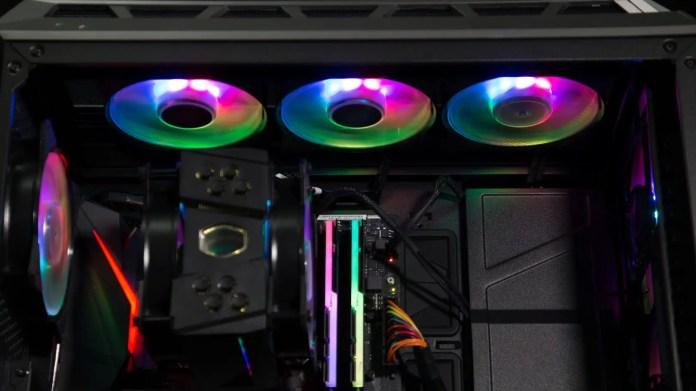 Cooler Master Releases MasterFan MF120R & MF140R ARGB Case Fans