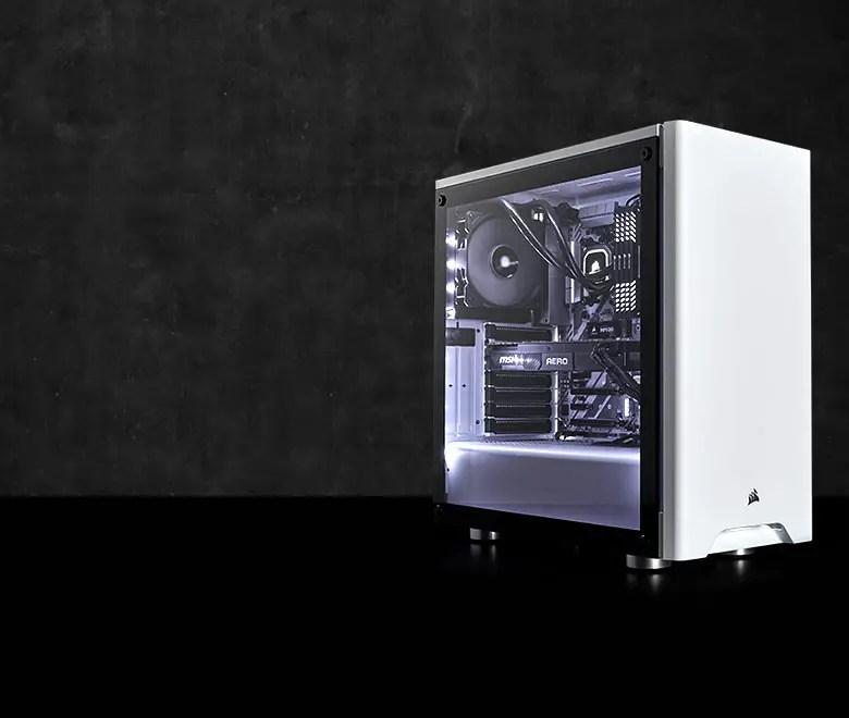 Corsair Carbide Series 275R Tempered Glass (1)