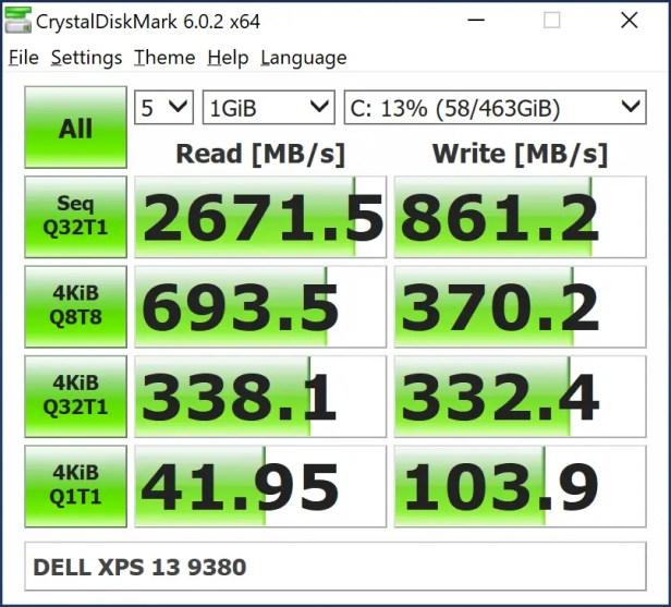 Dell XPS 13 9380 CDM
