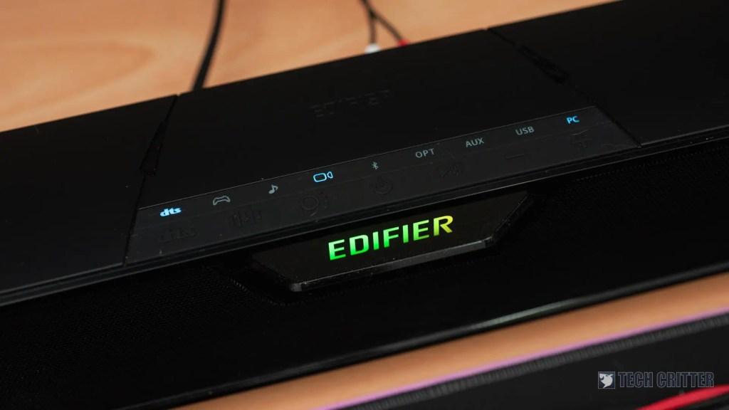 Review - Edifier G7000 Gaming Speaker 2