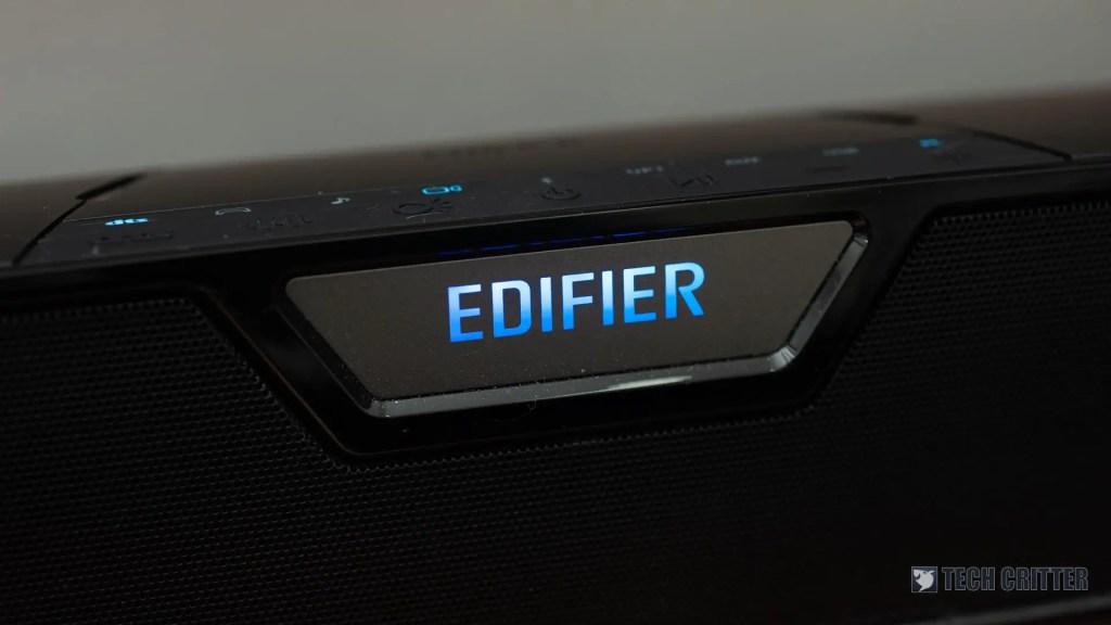 Review - Edifier G7000 Gaming Speaker 7