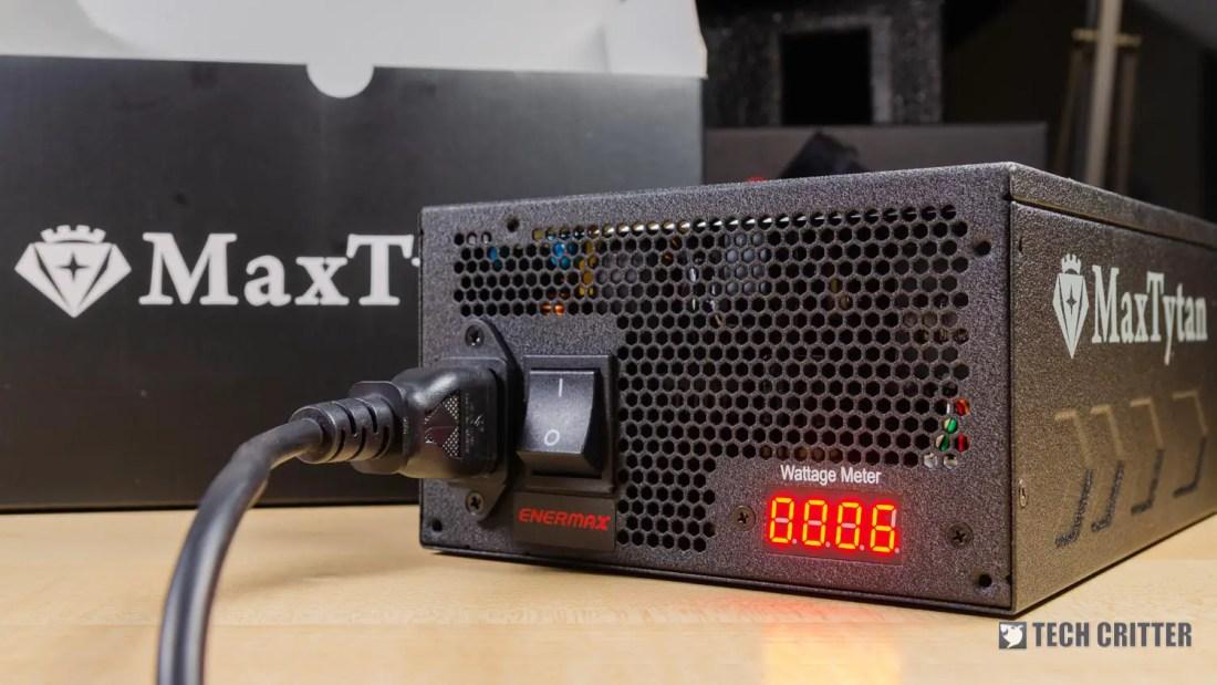 Enermax MaxTytan 1250W (44)
