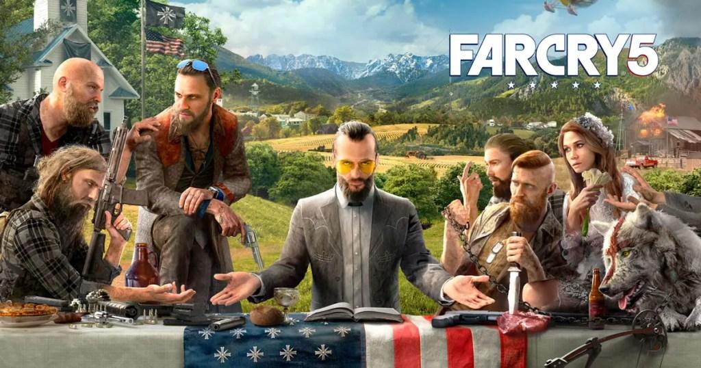Ubisoft Reveals Details On Far Cry 5 Season Pass