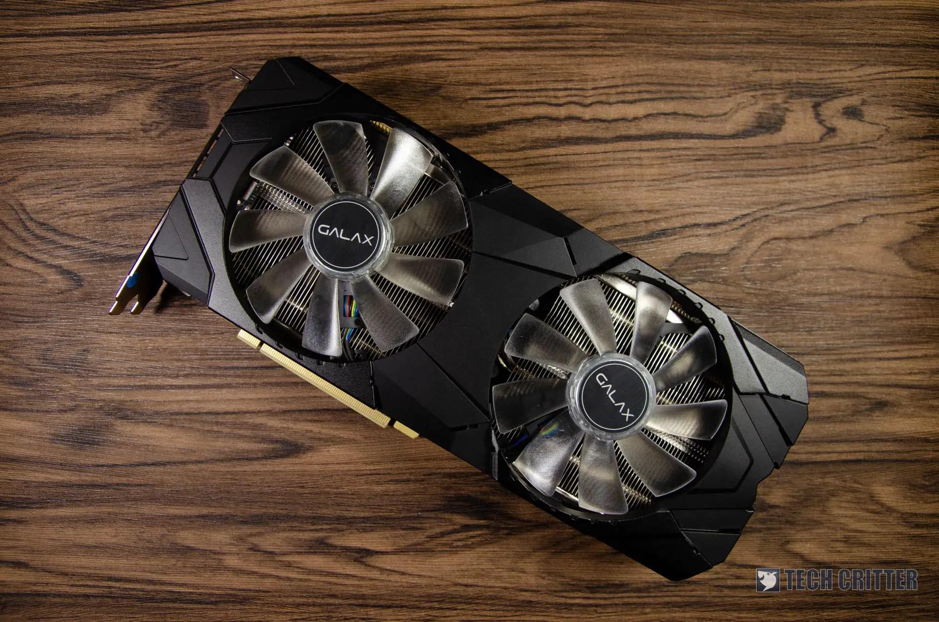 Review: GALAX GeForce RTX 2080 EX (1-Click OC)