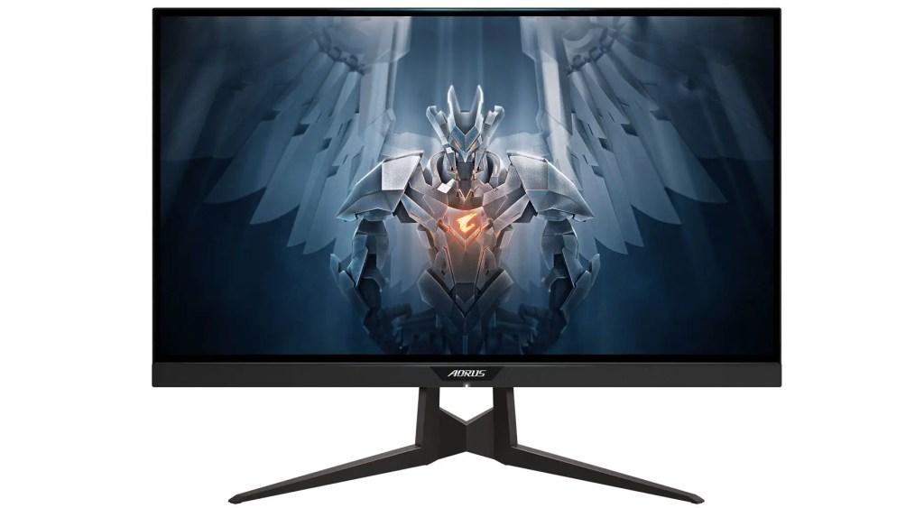 Gigabyte AORUS FI27Q Gaming Monitor (1)