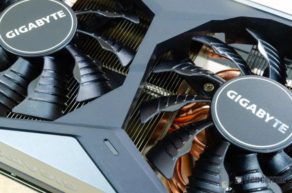 Gigabyte GeForce RTX 2080 GAMING OC 8G