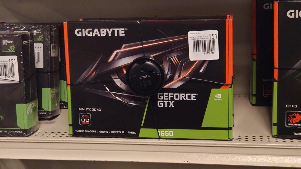 Gigabyte GeForce GTX 1650 Mini ITX OC 4G Price Leaked