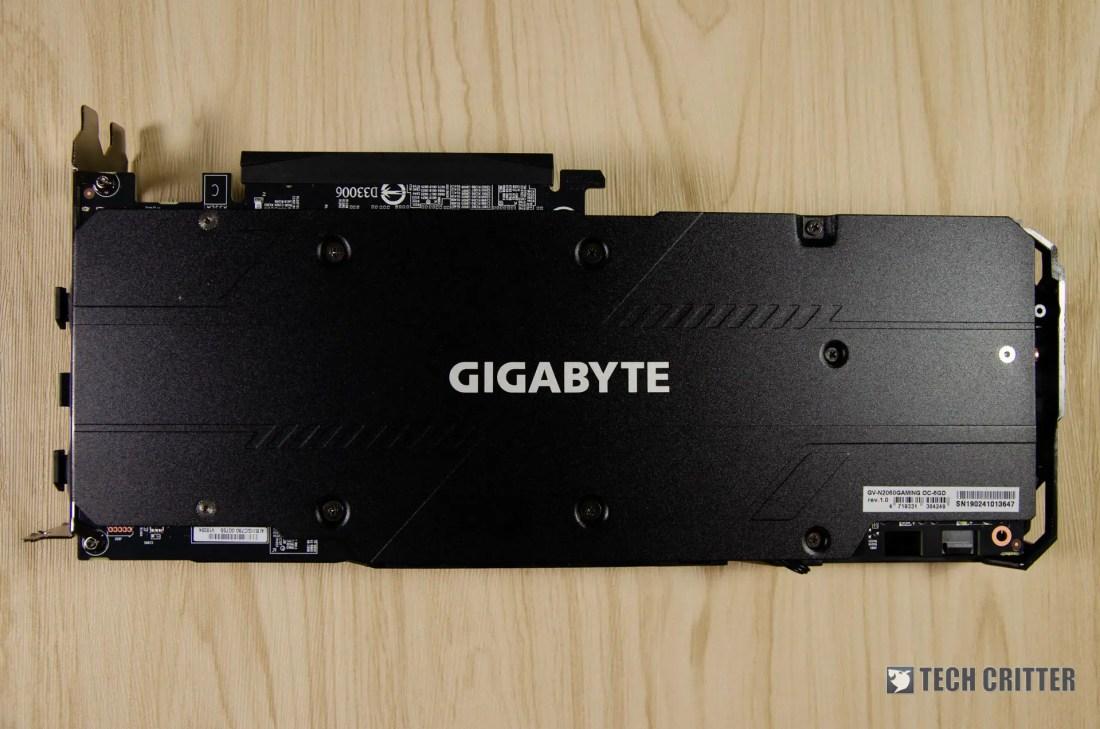 Gigabyte GeForce RTX 2060 Gaming OC Pro - 03