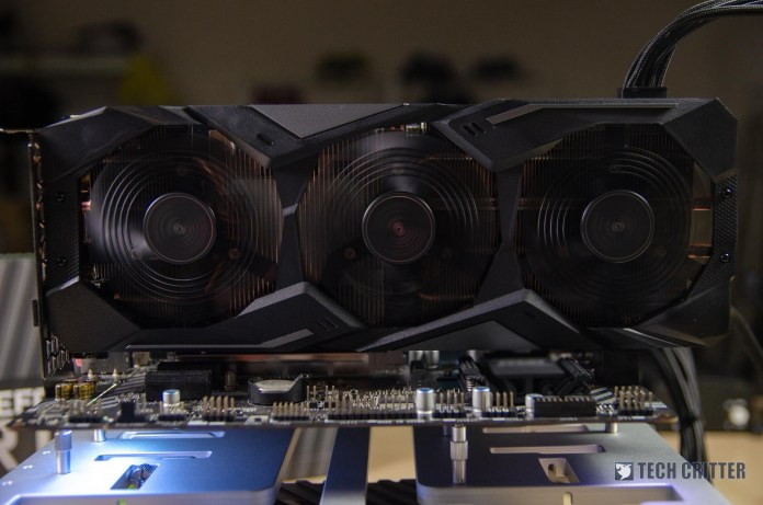 Review: Gigabyte GeForce RTX 2060 Gaming OC Pro 6G
