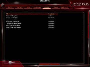 Gigabyte H370 AORUS Gaming 3 UEFI BIOS (5)