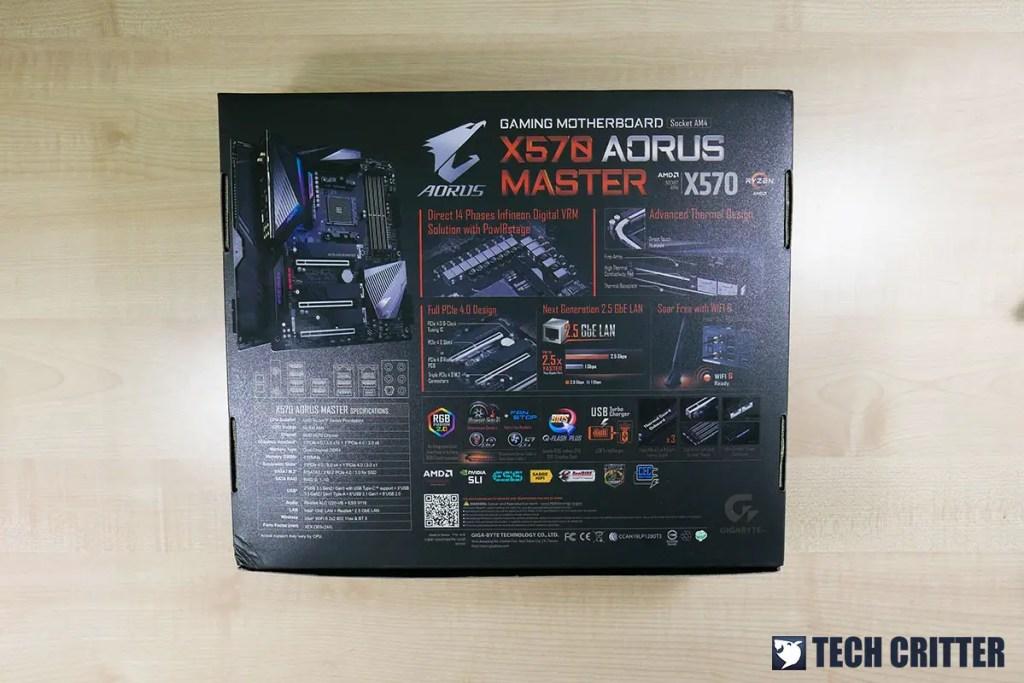 Gigabyte X570 AORUS Master (2)