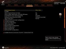 Gigabyte Z390 AORUS Master UEFI BIOS Classic Mode (4)