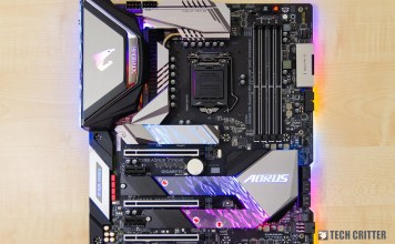 Gigabyte Z390 Aorus Xtreme Featured