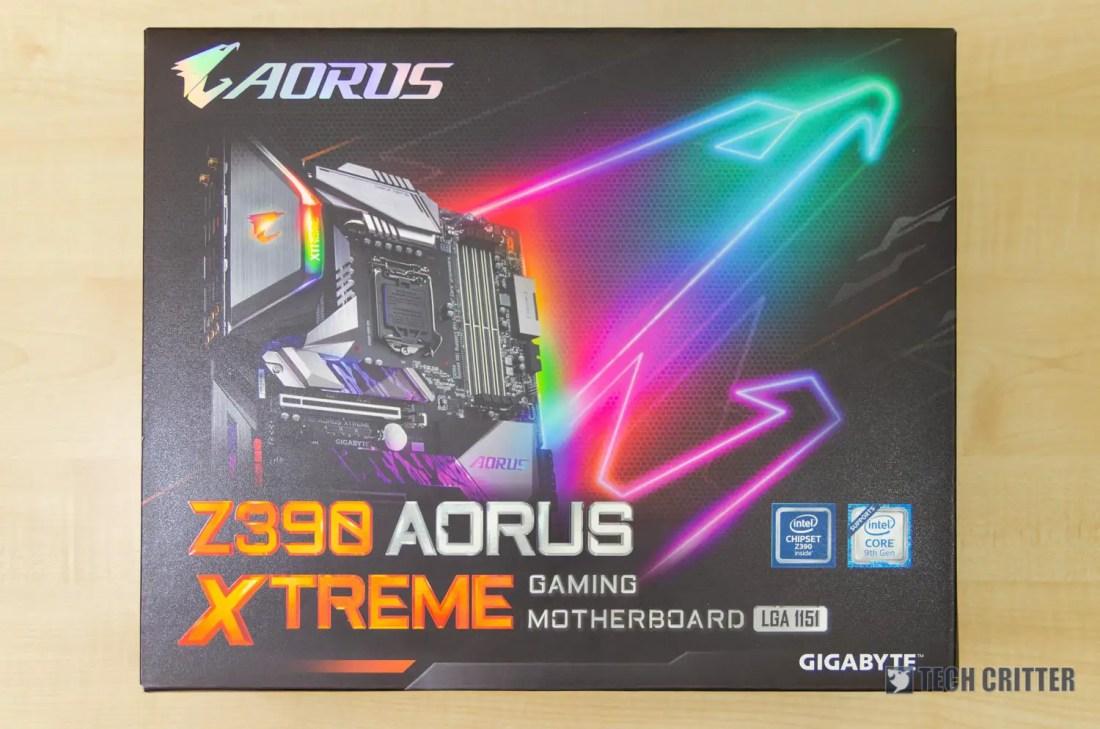 Gigabyte Z390 Aorus Xtreme box (2)