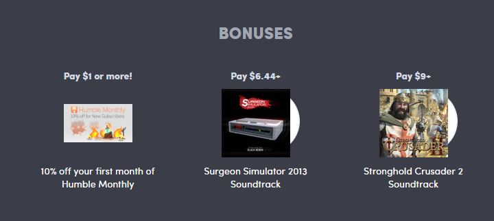 Humble One Day Special Bundle
