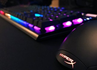 HyperX Alloy FPS RGB featured