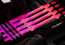 HyperX FURY DDR4 RGB Featured
