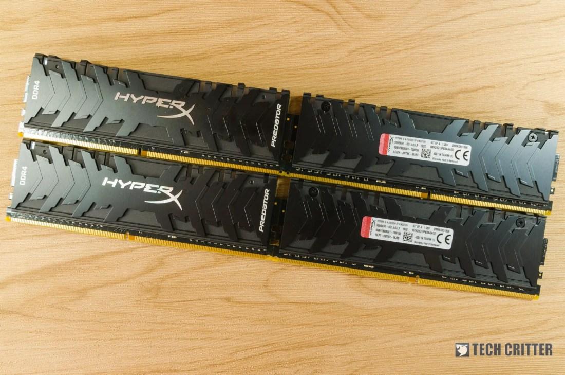 HyperX Predator RGB (8)