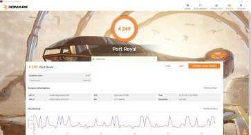 ILLEGEAR SELENITE Pro 3Dmark Port Royal