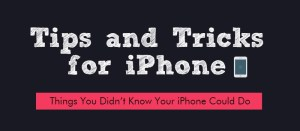 IOTransfer - iPhone Tips and Tricks Head