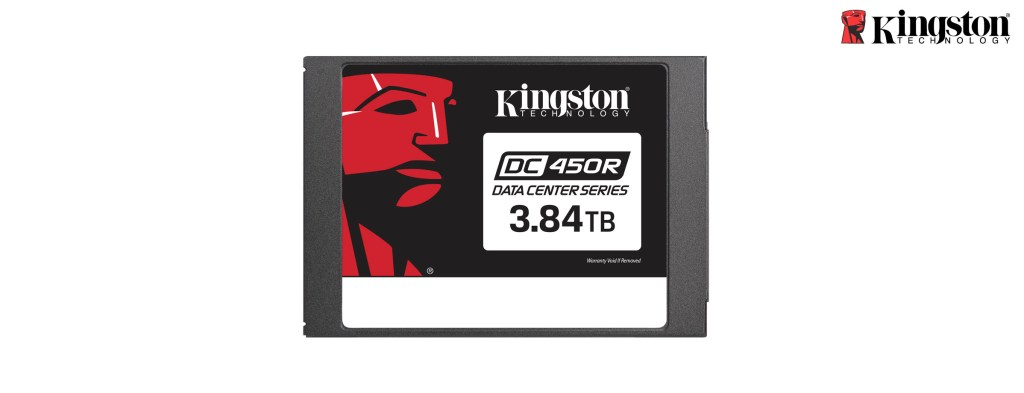 Kingston DC450R Featured