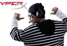 Kingston HyperX Ambassador Namewee
