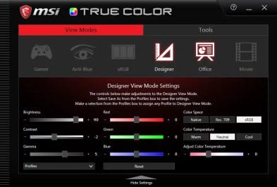 MSI GE63VR True Color (01)